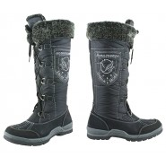 Brynn Mid-calf faux lined winter snow boot