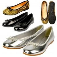 Millie flat comfort ballet shoes