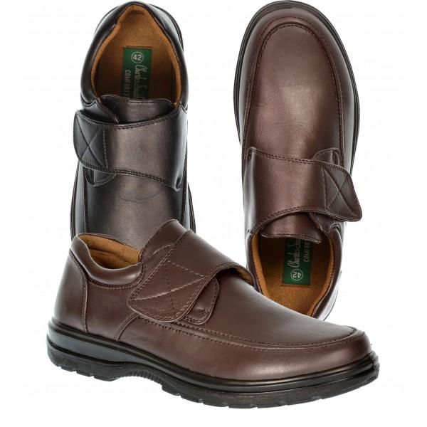 da148325e072d Send to a friend. Stuart mens casual velcro shoes
