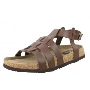 Kennedy gladiator style real leather sandals