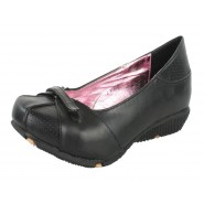 Ruth flat casual Velcro office shoe