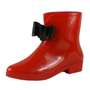 Ryda Fashion ankle boot welly's Water resistant